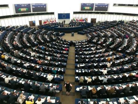 Parlement européen - Crédits : Marie Guitton / Toute l'Europe