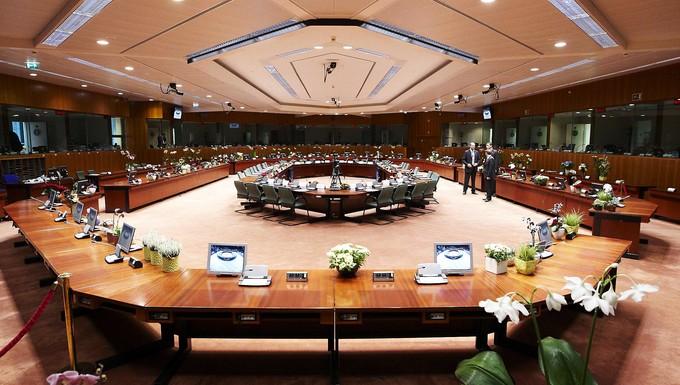 Conseil européen (c) Conseil de l'Union européenne