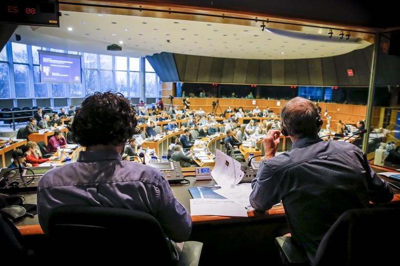 Interprètes du Parlement européen