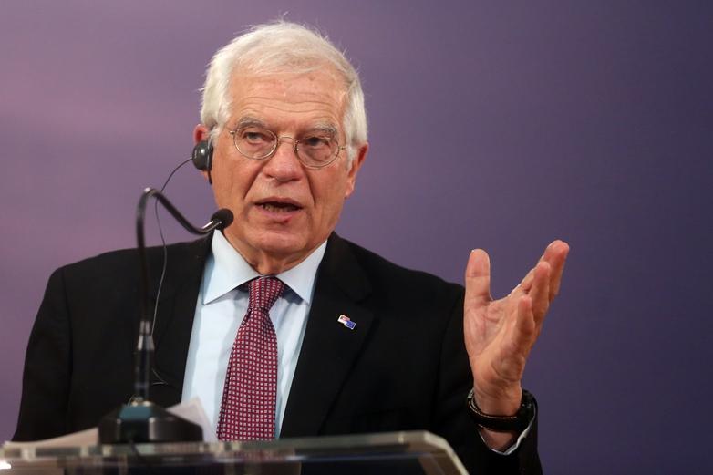 Josep Borrell, Haut représentant de l'Union pour les affaires étrangères et la politique de sécurité - Crédits : Oliver Bunic / Commission européenne