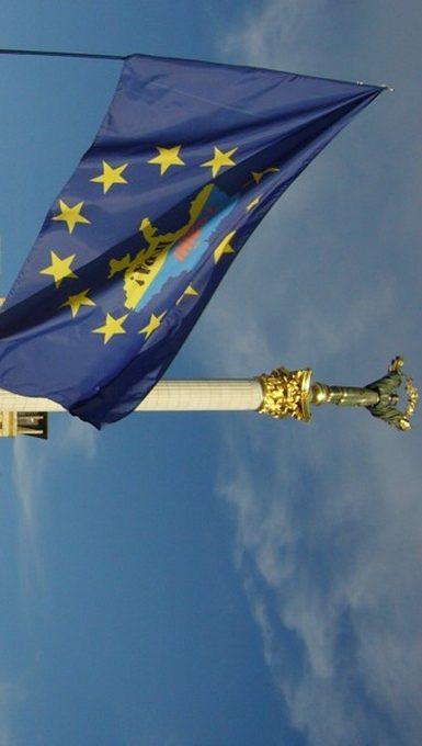 drapeau européen Kiev