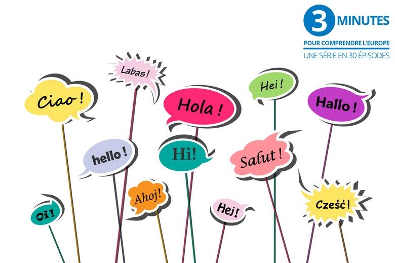 Il y a 24 langues officielles dans l'UE - Crédits : Tetyana Rusanova / iStock