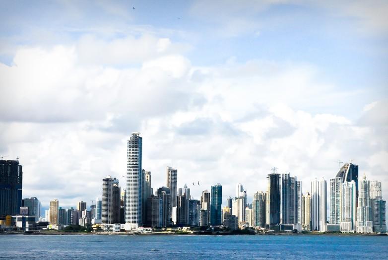 Panorama de Panama city