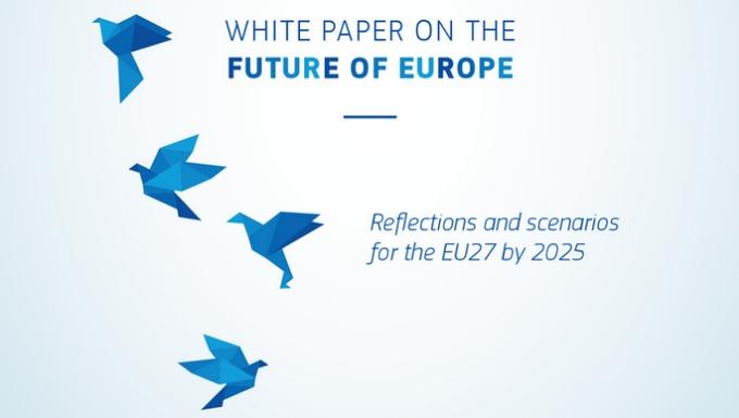 Les 5 scénarios de Bruxelles pour relancer l'Union européenne