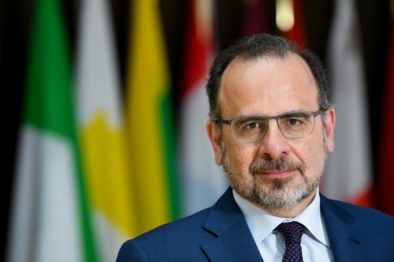 Luca Jahier, président du Comité économique et social européen - Crédits : CESE