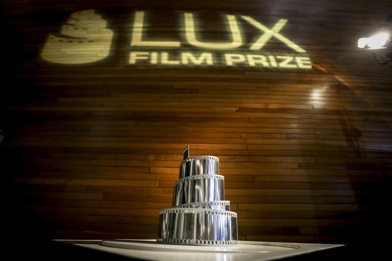 Trophée du prix Lux - Crédits : Fred Marvaux / Parlement européen