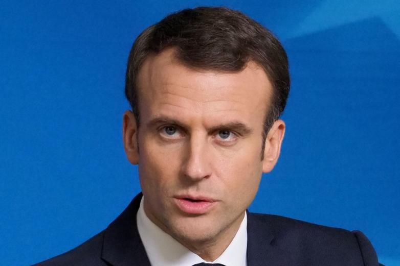 Emmanuel Macron - Crédits : Chr. Dogas / Conseil européen