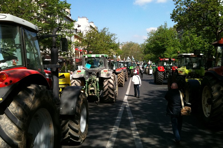 Agriculteurs européens : les raisons de la colère