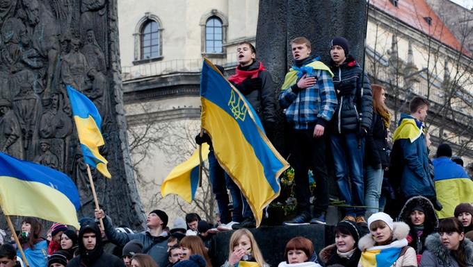 manifestations Ukraine