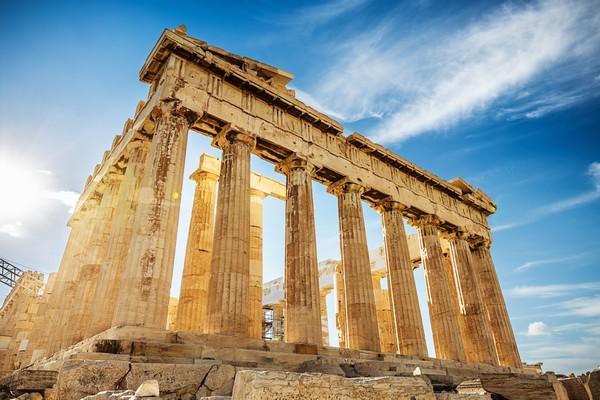 Le Parthénon sur l'Acropole d'Athènes - Crédits : Mlenny / iStock