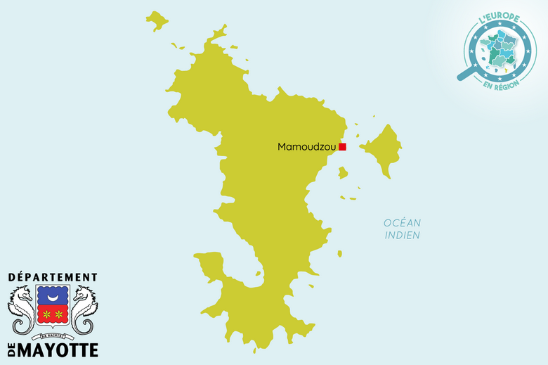 L'Europe en région : Mayotte