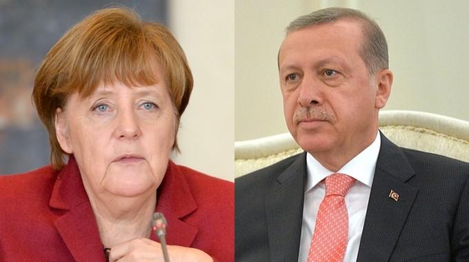 Angela Merkel/Recep Tayyip Erdogan