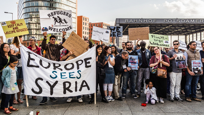 Berlin sees Syria