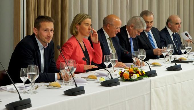Dîner des ministres des Affaires étrangères de l'UE