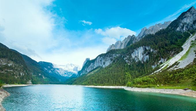 alpes lac