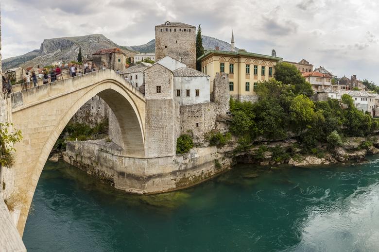 Le pont de Mostar, en Bosnie-Herzégovine - Photo : iStock