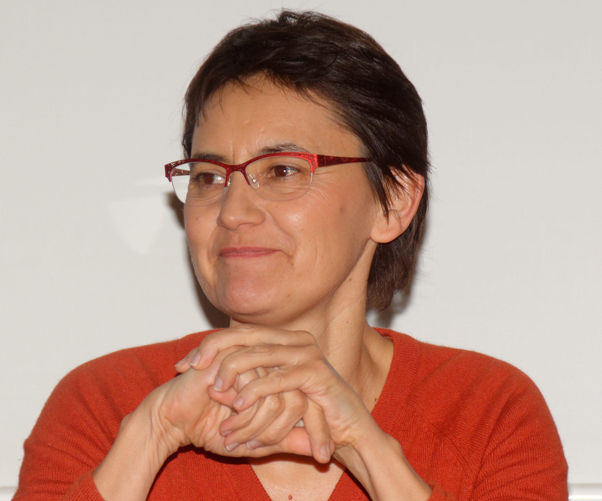 Nathalie Arthaud — Crédits : Thomas Bresson / Wikimedia Commons CC BY 4.0