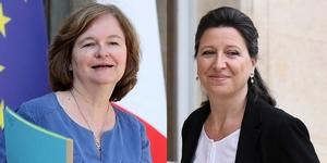 Nathalie Loiseau et Agnes Buzyn - Crédits : Gouvernement