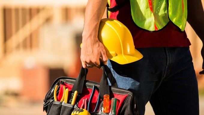 ouvrier chantier