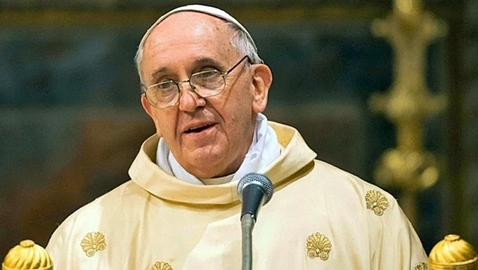 Pape François 1er