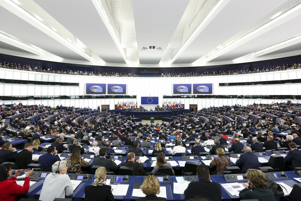 Crédits : Fred Marvaux / Parlement européen