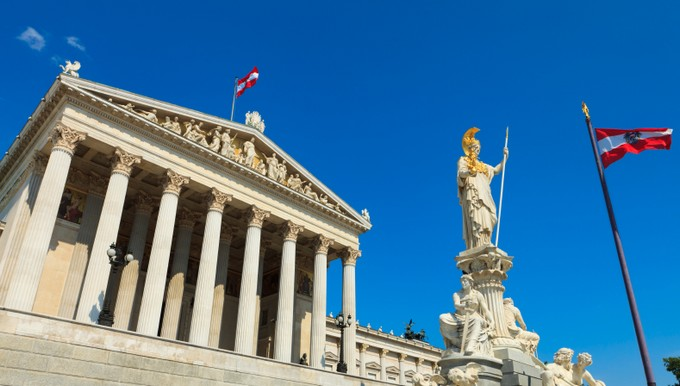 Parlement Autriche