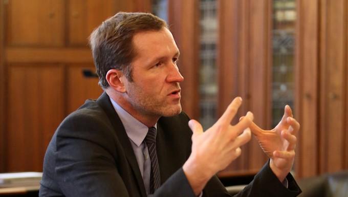 Paul Magnette (c) Commission européenne