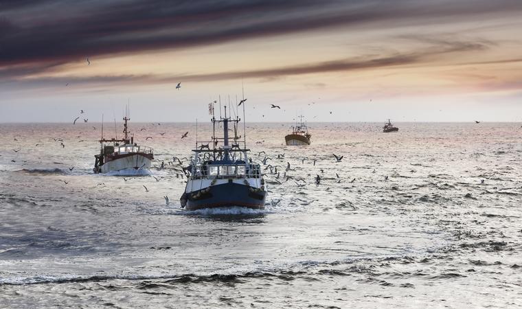 Pêcheurs en Bretagne - Crédits : photoneye / iStock