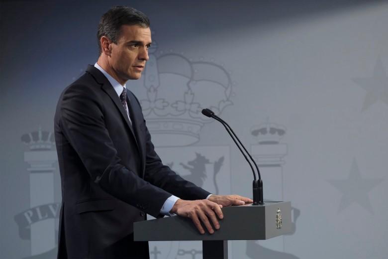 Le Premier ministre espagnol Pedro Sánchez a présenté mardi le plan du gouvernement pour sortir du confinement