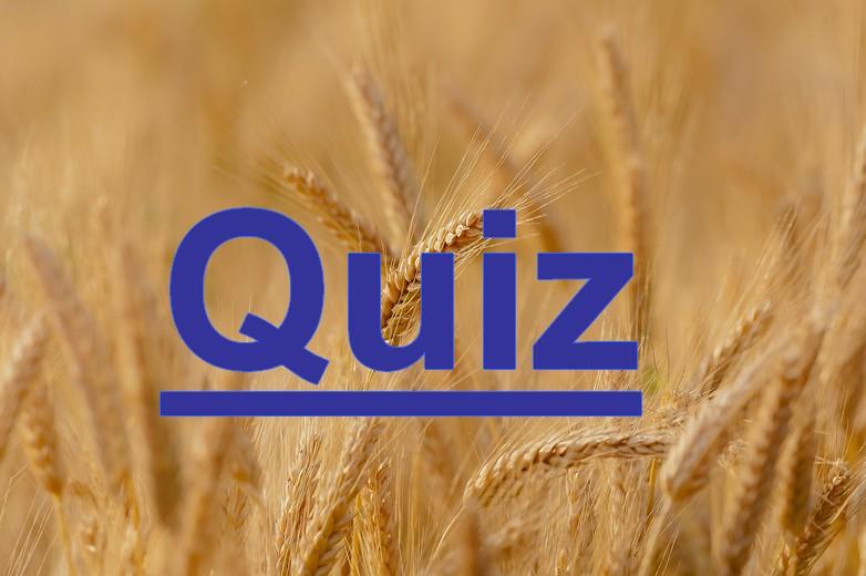 Quiz sur l'agriculture dans l'Union européenne