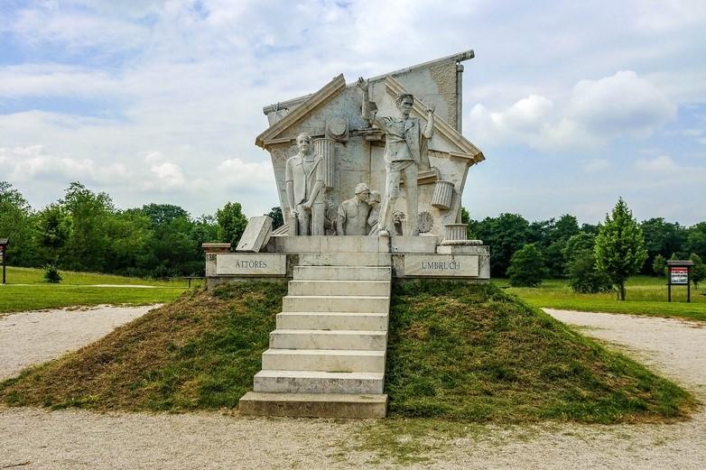 Monument commémorant le