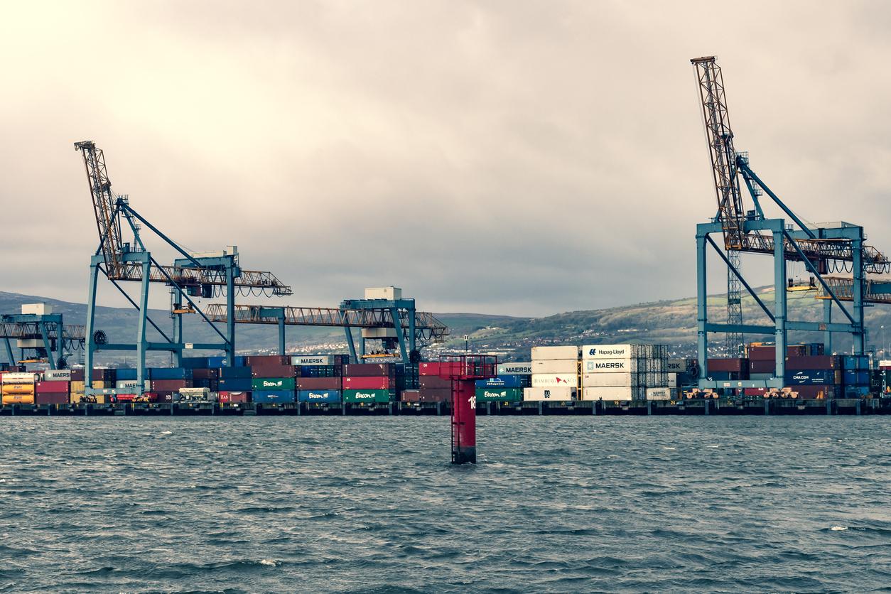 Le port de Belfast, en Irlande du Nord, pourra-t-il toujours recevoir mes marchandises européennes ? - Crédits : Niall Majury / iStock