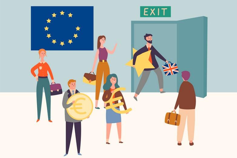 Les Britanniques résidant dans l'UE devront-ils quitter le territoire en cas de Brexit sans accord ? - Crédits : Invincible Bulldog / iStock