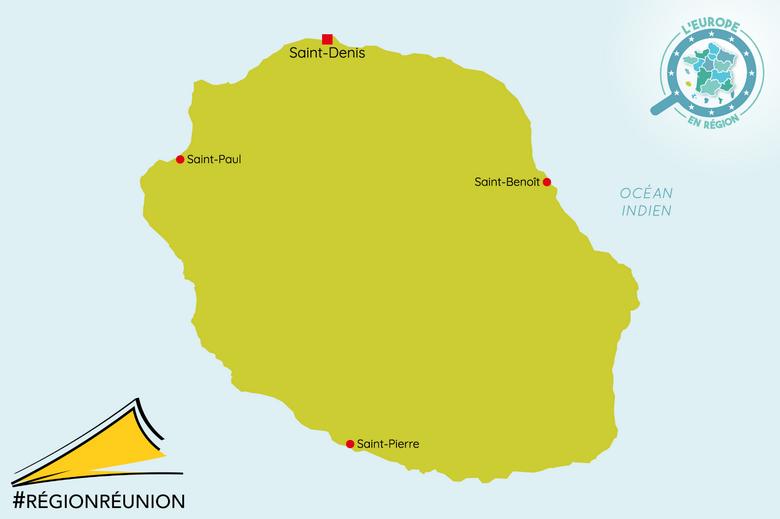 L'Europe en région : Réunion