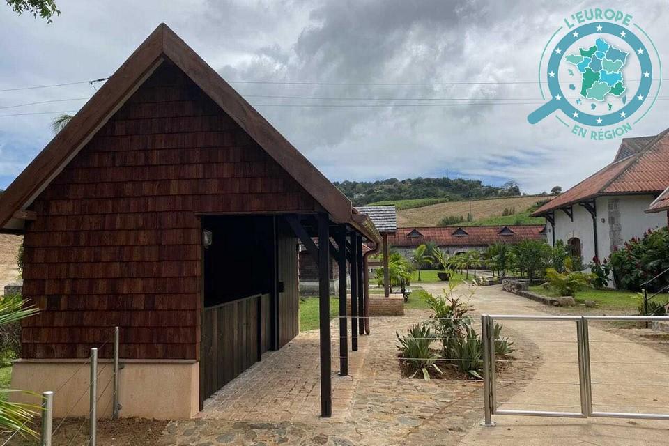 En mars 2020, la distillerie Saint James a ouvert, après 5 ans de travaux un nouvel espace muséologique dédié à la fabrication du rhum dans l'ancienne habitation La Salle - Crédits : Collectivité territoriale de Martinique