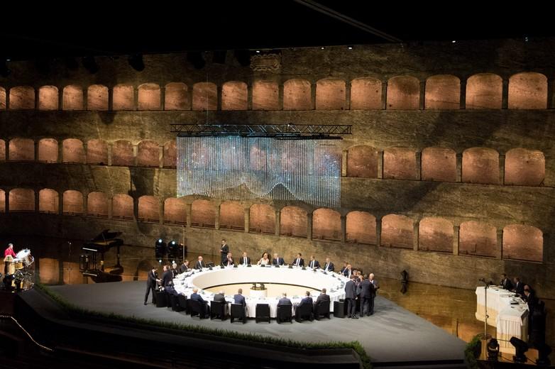 Les dirigeants européens au sommet de Salzbourg (Autriche), le 19 septembre 2018 - Crédits : Union européenne