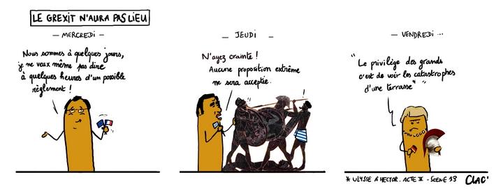 Le Grexit n'aura pas lieu