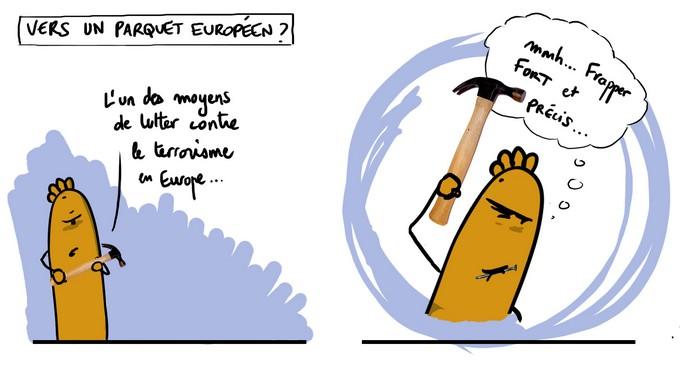 Vers un parquet européen?