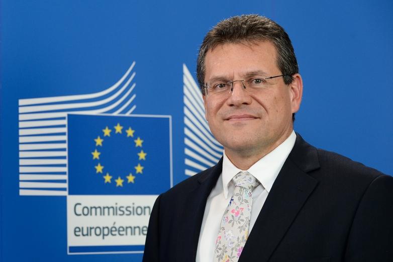 Maroš Šefčovič, commissaire désigné aux Relations interinstitutionnelles et à la Prospective