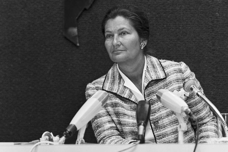 Simone Veil - Crédits : Parlement européen
