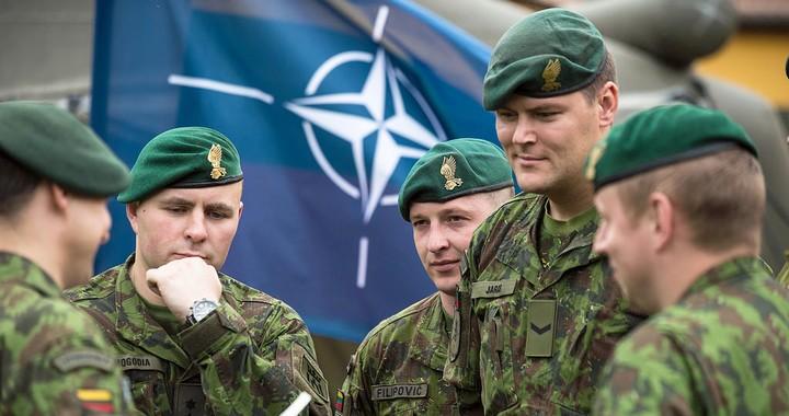 Soldats de l'OTAN
