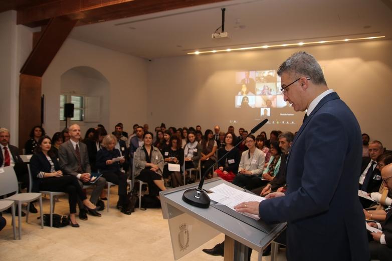 Forum thématique de Malte, en amont du Sommet des deux rives