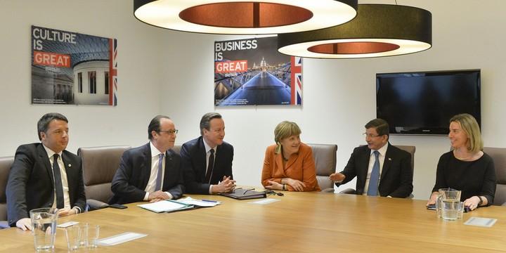 Sommet EU-Turquie, le 7 mars 2016