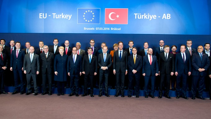 Sommet UE Turquie