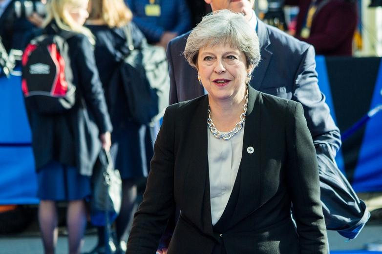 Theresa May - Crédits : Aron Urb / Flickr