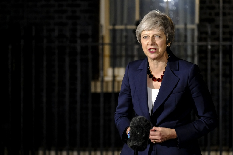 Theresa May - Crédits :  Number 10 / Flickr