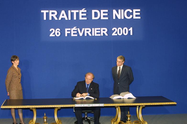 Traité de Nice 2001