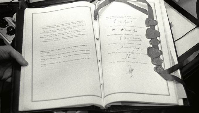 Traités de Rome : le Traité CEE à la loupe