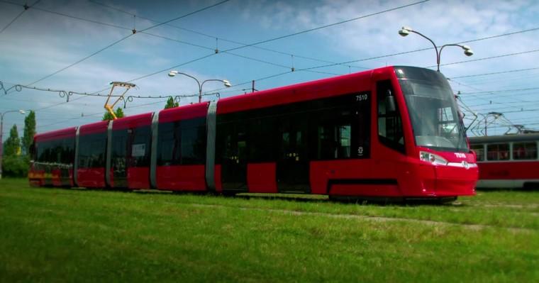 Le tramway de Bratislava - Crédits : Commission européenne