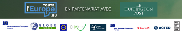 Partenariat Touteleurope.eu Huffington Post, Mouvementeuropéen France, Globe Europe, CliMates, Open Diplomacy, Jeunes Européens France, Sciences Po, Make it work, ACTED